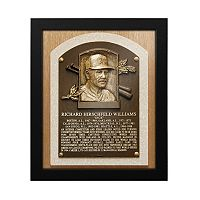 Oakland Athletics Dick Williams Baseball Hall of Fame Framed Plaque Print