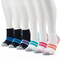 Women's Wilson 6-pk. Marled Performance Low-Cut Socks