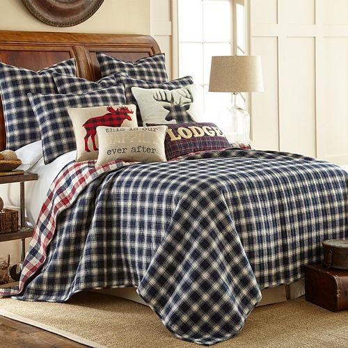 Lodge Quilt Set