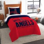 Los Angeles Angels of Anaheim Grand Slam Twin Comforter Set by Northwest