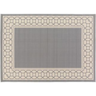 Decor 140 Keene Framed Trellis Indoor Outdoor Rug