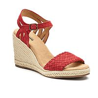 SONOMA Goods for Life™ Anet Women's Espadrille Wedge Sandals