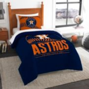 Houston Astros Grand Slam Twin Comforter Set by Northwest