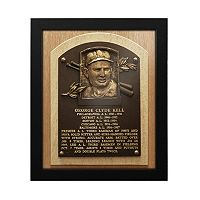 Detroit Tigers George Kell Baseball Hall of Fame Framed Plaque Print