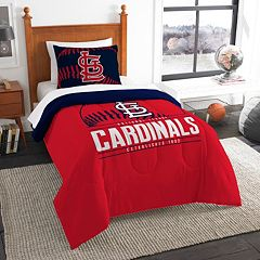 St. Louis Cardinals Grand Slam Twin Comforter Set by Northwest