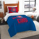 Chicago Cubs Grand Slam Twin Comforter Set by Northwest