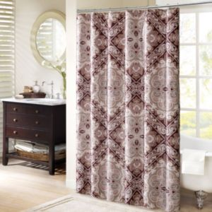 Madison Park Florence Shower Curtain