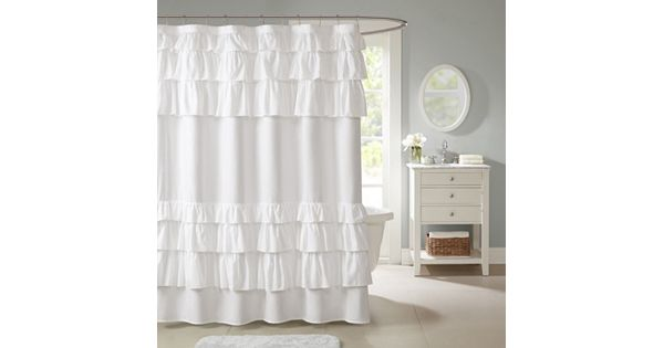 Kohl S Kitchen Curtains: Madison Park Hope Shower Curtain