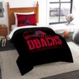 Arizona Diamondbacks Grand Slam Twin Comforter Set by Northwest