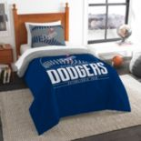 Los Angeles Dodgers Grand Slam Twin Comforter Set by Northwest