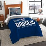Los Angeles Dodgers Grand Slam Twin Comforter Set by The Northwest