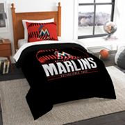 Miami Marlins Grand Slam Twin Comforter Set by Northwest