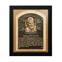 Baltimore Orioles Jim Palmer Baseball Hall of Fame Framed Plaque Print