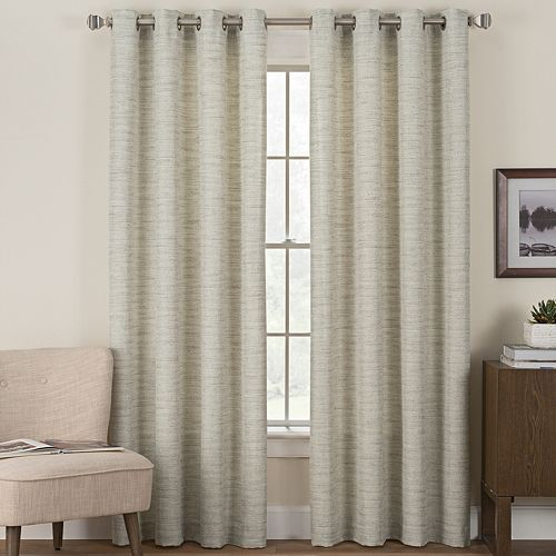 Hudson Hill 1-Panel Broxburn Window Curtain