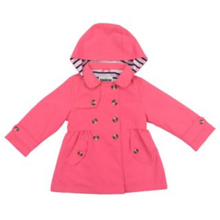 Girls 4-6x OshKosh B'gosh® Lightweight Double-Breast Jacket