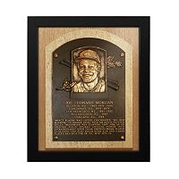 Cincinnati Reds Joe Morgan Baseball Hall of Fame Framed Plaque Print