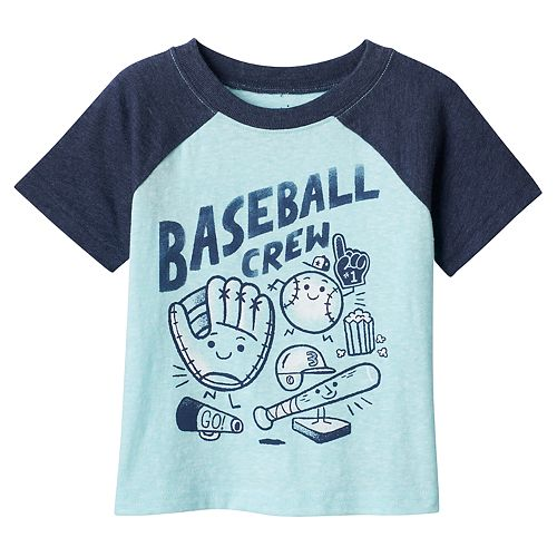 74e9a421 Baby Boy Jumping Beans® Colorblock Graphic Tee