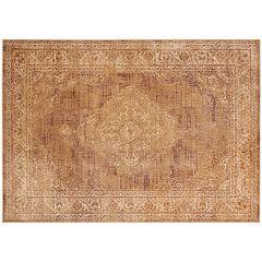 Safavieh Vintage Persian Medallion Framed Rug