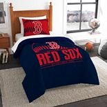 Boston Red Sox Grand Slam Twin Comforter Set by Northwest