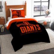 San Francisco Giants Grand Slam Twin Comforter Set by Northwest