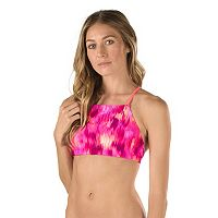 Women's Speedo Ikat High-Neck Bikini Top