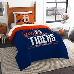 Detroit Tigers Grand Slam Twin Comforter Set by Northwest