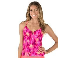Women's Speedo Ikat Tankini Top