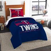 Minnesota Twins Grand Slam Twin Comforter Set by Northwest