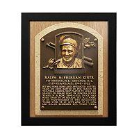 Pittsburgh Pirates Ralph Kiner Baseball Hall of Fame Framed Plaque Print