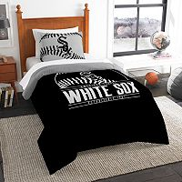 Chicago White Sox Grand Slam Twin Comforter Set by Northwest