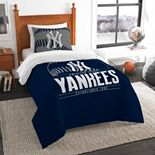 New York Yankees Grand Slam Twin Comforter Set by Northwest
