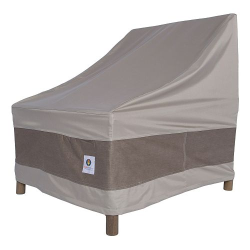 Duck Covers Elegant 26-in. Stackable Patio Chair Cover
