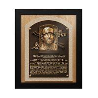 New York Yankees Rich Goassage Baseball Hall of Fame Framed Plaque Print