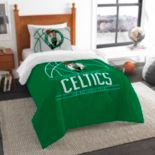 Boston Celtics Reverse Slam Twin Comforter Set by Northwest