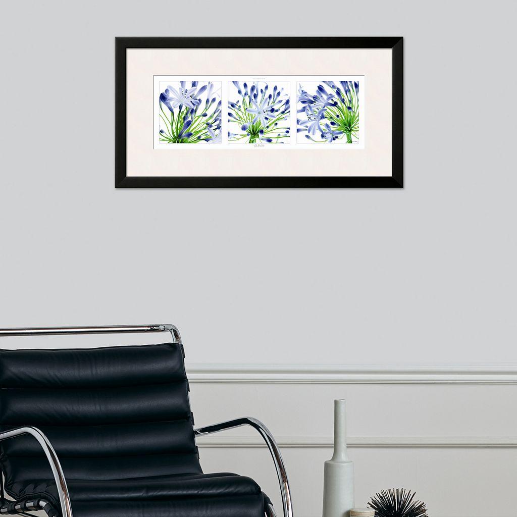 Art.com Lys du Nil Framed Wall Art