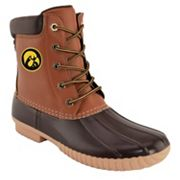 Men's Iowa Hawkeyes Duck Boots
