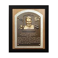 Philadelphia Phillies Robin Roberts Baseball Hall of Fame Framed Plaque Print