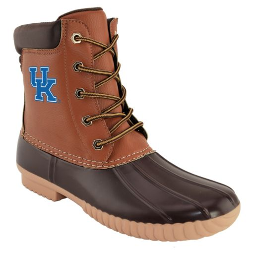 Men's Kentucky Wildcats Duck Boots