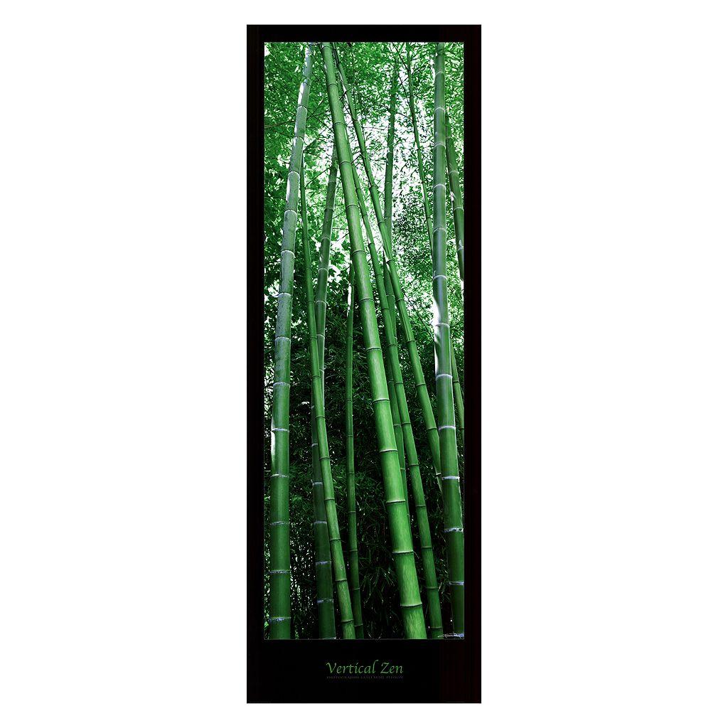 Art.com Vertical Zen Wall Art Print