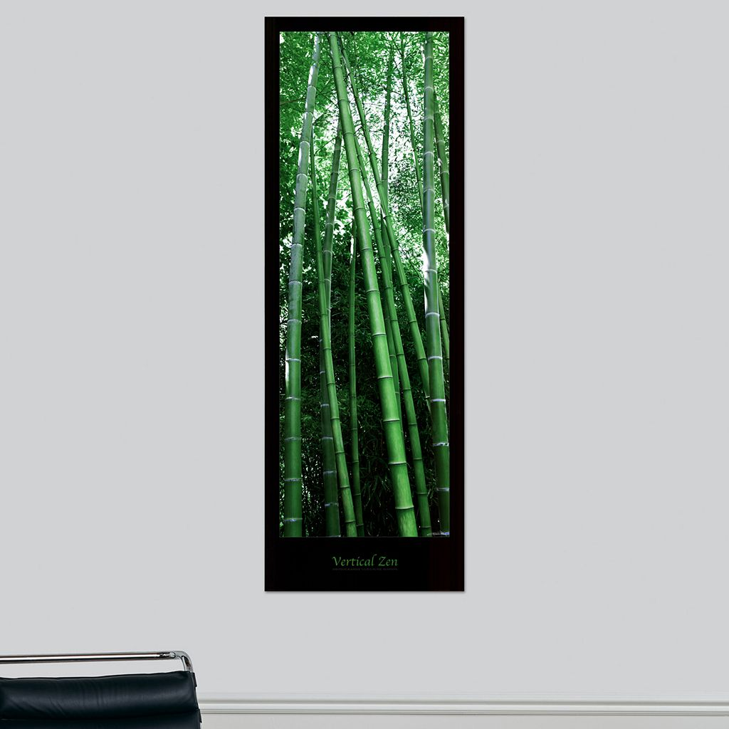 Art.com Vertical Zen Wall Art Print