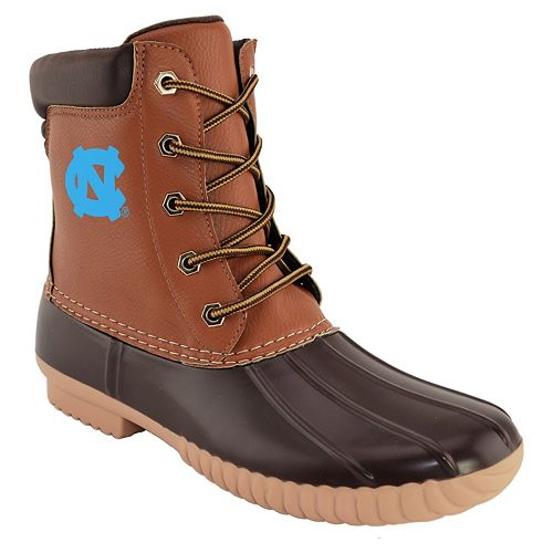 Men's North Carolina Tar Heels Duck Boots