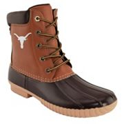 Men's Texas Longhorns Duck Boots