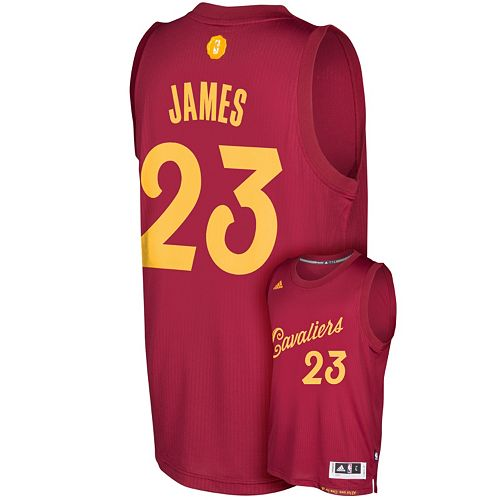 Cheap Adidas NBA Cleveland Cavaliers 23 Lebron James
