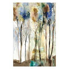 Artissimo Standing Tall Canvas Wall Art