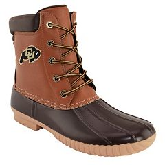 Men's Colorado Buffaloes Duck Boots