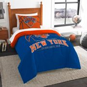 New York Knicks Reverse Slam Twin Comforter Set by Northwest