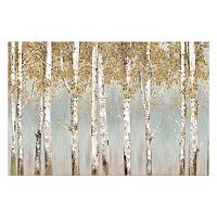 Artissimo Evening Haze Canvas Wall Art
