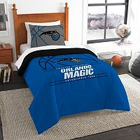 Orlando Magic Reverse Slam Twin Comforter Set by Northwest