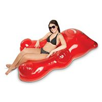 Big Mouth Inc.60-inch Giant Gummy Bear Pool Float