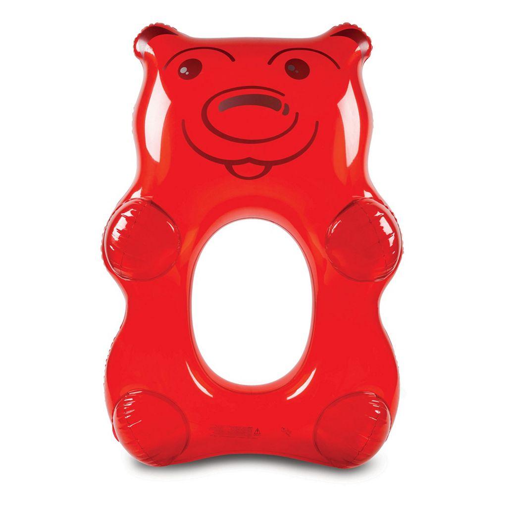 Big Mouth Inc.60-inch Giant Gummy Bear Pool Float